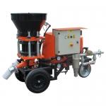 La máquina de hormigón proyectado SSB 05.2 COM-F